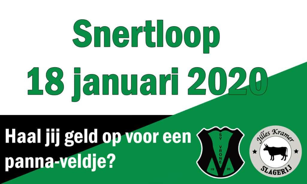 Snertloop Vrone 2020