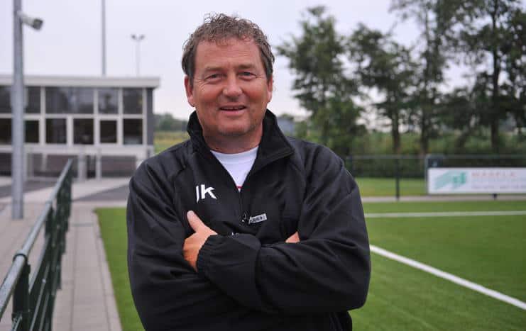 Sv Vrone strikt Jos Karel als nieuwe trainer