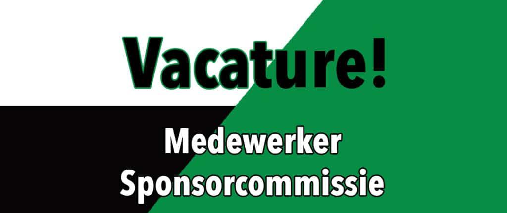 Sponsorcommissie Vrone Vacature